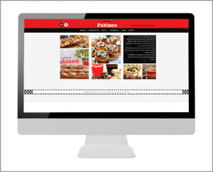 פביאנו - אתר למסעדה