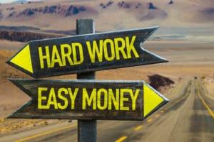 שיווק שותפים: כסף קל? לא בטוח